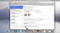 Wrike's Apple mail add-in