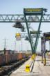 The UK's Most Reliable Rail Freight Operator yesterday officially launched two new rail head gantry cranes at the company's Southampton Maritime Terminal, the culmination of a £9m investment by Freightliner.