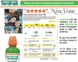 TheraBreath® Wins the New York Magazine Mouthwash Throw Down with...