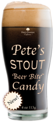 New Beer Candy from Pete's Gourmet Confections