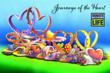Design for DonateLife 2013 Rose Parade Float - 'Journeys of the Heart'