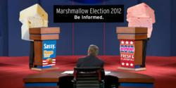 Three Tarts, dessert, debate, Election, president, marshmallow, New York, treats, dining, food