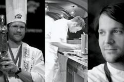 Chef Rasmus Kofoed - Chef Ronny Emborg - Chef Rene Redzepi