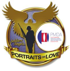 PMDA Launches 2012 Portraits of Love Project to Provide Active Duty Military Families with Free Portraits for the Holidays