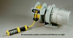 RTS Explosion proof retractable cord reel