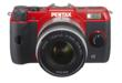 The Pentax Q10 is the world's smallest and lightest interchangeable lens camera