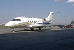 Bombardier Challenger 604 Private Jet for Charter in Boca Raton, FL