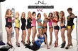 Jennifer Nicole Lee Fitness Model Factory NYC