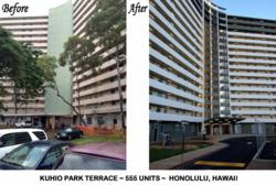 Kuhio Park Terrace, Michaels Organization, Hawaii Public Housing