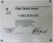 FAA Flight Safety Award