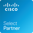 Select Certified Cisco® Partner.