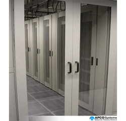 AFCO Systems Aisle Containment Doors