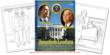 Obama Biden Cover and Inside Coloring Pages