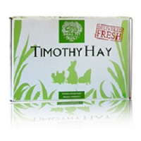 Timothy hay for rabbits, guinea pigs, and chinchillas.