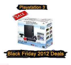 PS3 Black Friday 2012
