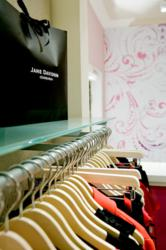 Jane Davidson Edinburgh designer boutique