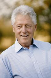 See President Bill Clinton Live
