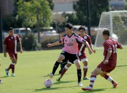 Ivan Ramirez, Santa Clara Sporting Goals for a Cure raising awareness and donations to fight breast cancer