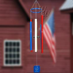 Whimsical Winds Wind Chimes commits to providing decor products made in the USA