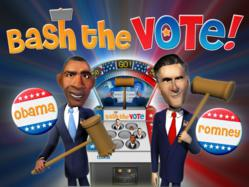 Bash the Vote promises stress relief for jaded voters