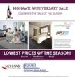 Anniversary Flooring Sale - Reliable Floor Coverings, Edmonds WA