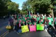 The 2011 EHS Making Strides Team