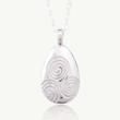 Newgrange pendant, declan killen, celtic promise, irish jewelry, made in ireland