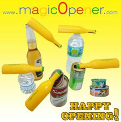 magicOpener Bottle & Can Opener