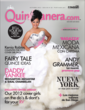 Quinceanera.com Magazine Cover October Edition.
