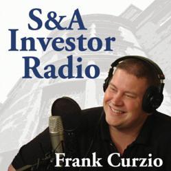 Frank Curzio, host of Stansberry Radio's S&A Investor Radio