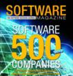 Named to the Software 500 for 13 consecutive years