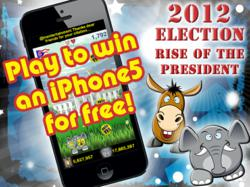 2012 Election game - Rise of The President
