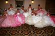 Raúl Corona's Quinceanera Dress Collection.
