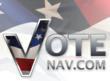 VoteNav logo