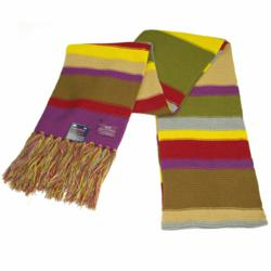Official Doctor Who Scarf