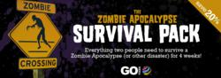 storable meals, zombie pack, go foods, gofoods global