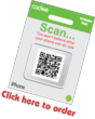 Codee's new 10 pack of configure on the phone QR codes