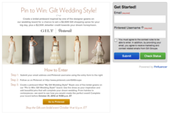 Pinfluencer powers Pinterest contests and tracks ROI