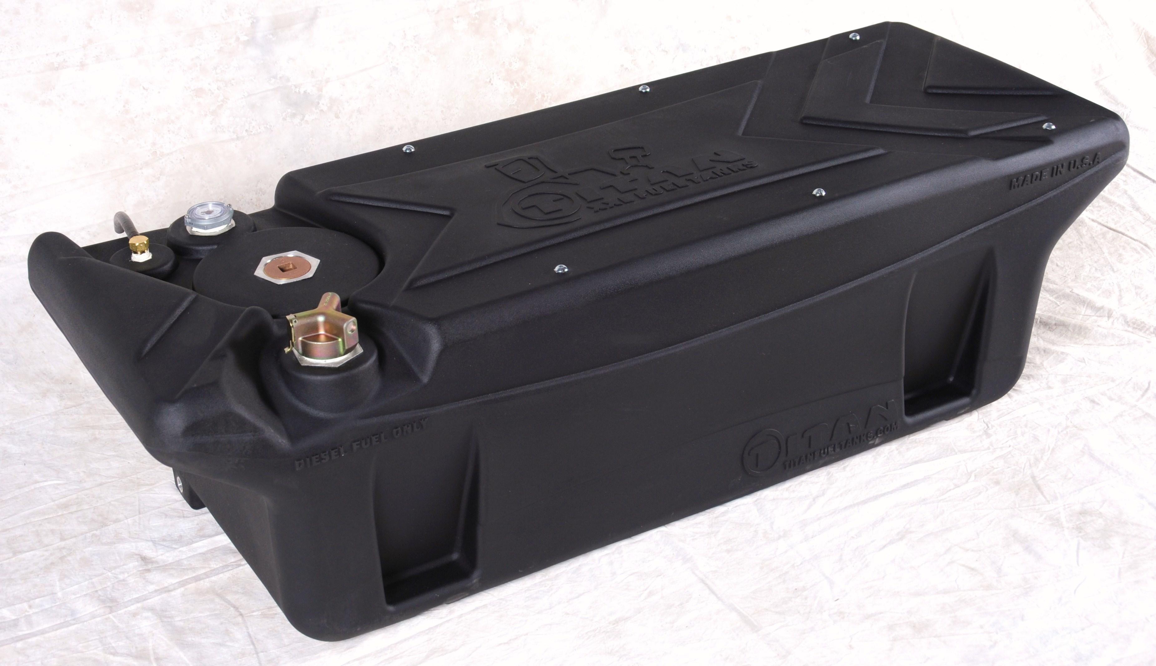 Titan s new 60 gallon in bed base model diesel fuel tank 5010060 5011060