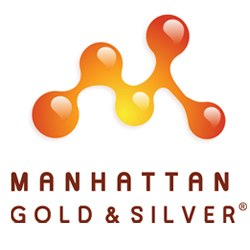 Manhattan Gold & Silver logo