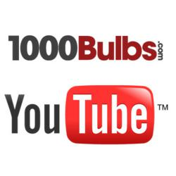 1000Bulbs.com and YouTube