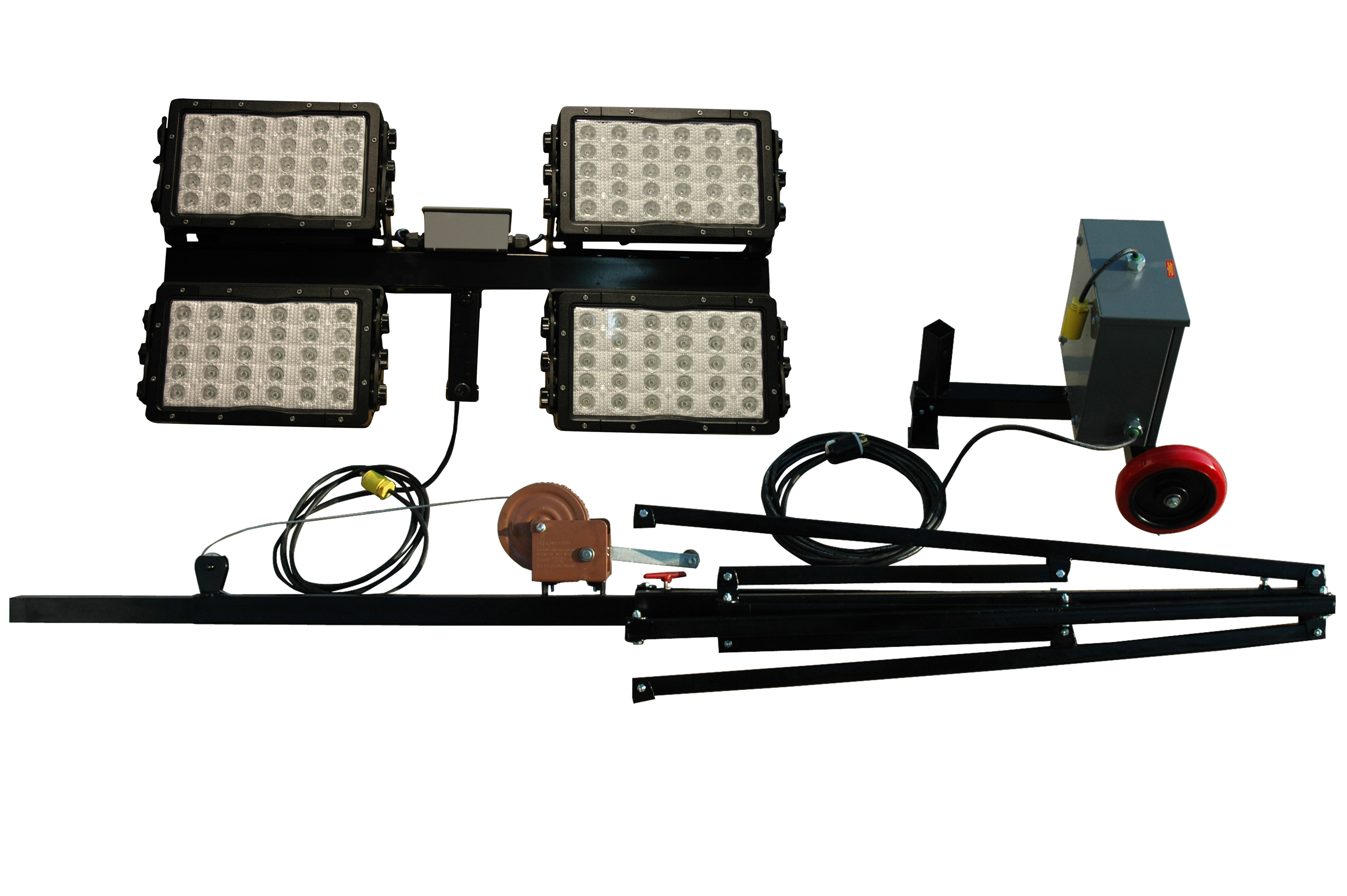 New Light Tower from Magnalight.com Provides High Output ...