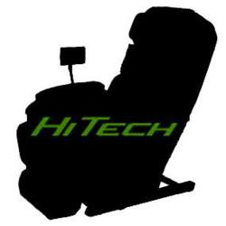 HiTech Massage Chairs is getting a new look.