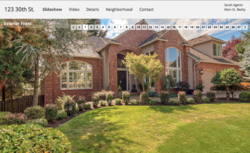 Single Property Websites Mobile and Photo Focused