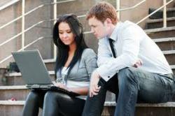 online school students