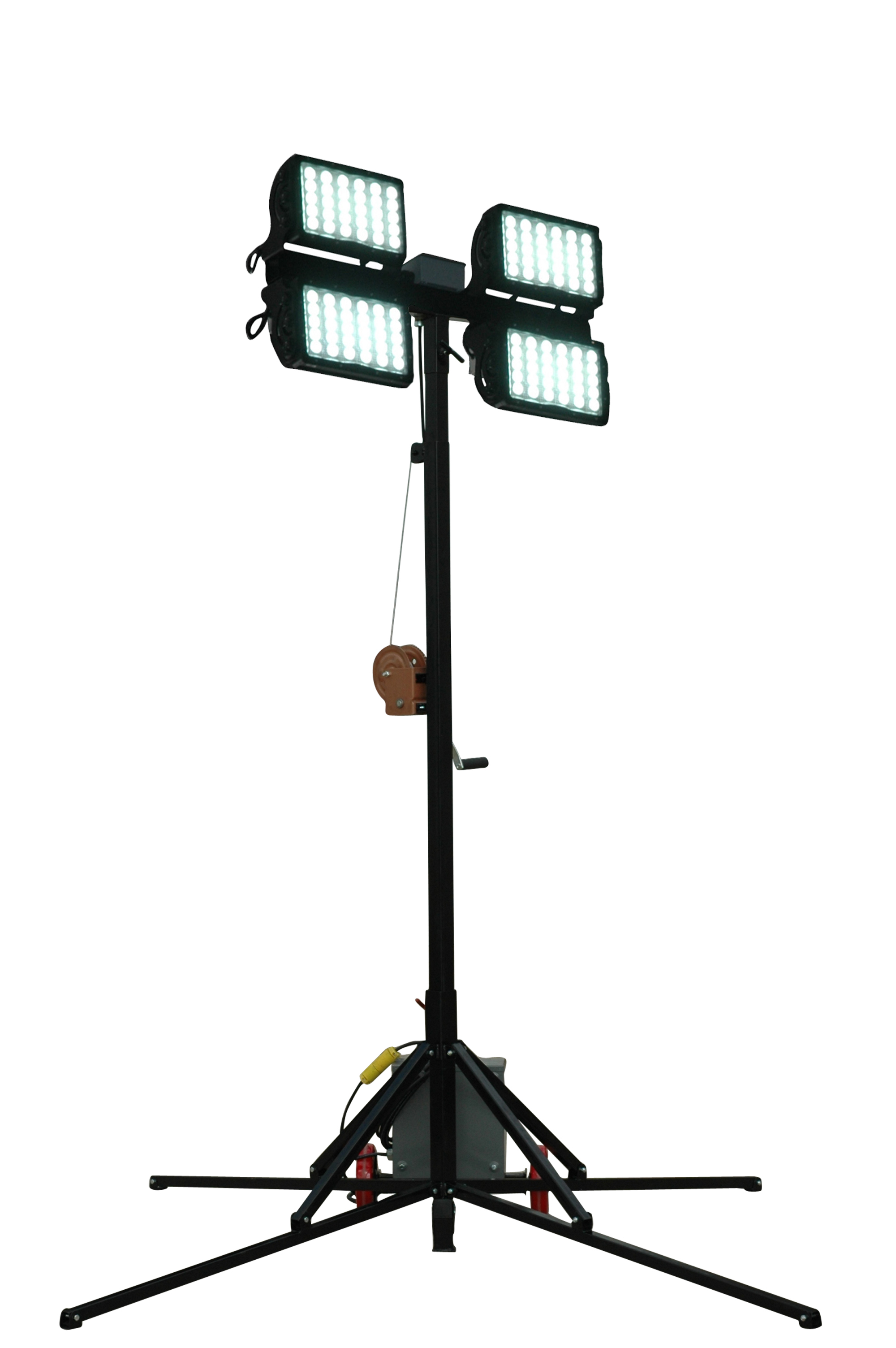 Automotive Light Bulbs >> Larson Electronics Releases Mini Light Tower with High ...