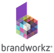 Brandworkz brand management software logo