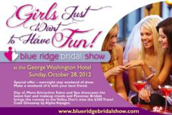 Northern Virginia Bridal Show, Shenandoah Valley