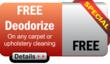 Free Deodorize