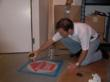 safety floor sign epoxy